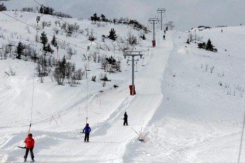 Vegglifjell skisenter (foto : Arild R. Hansen)