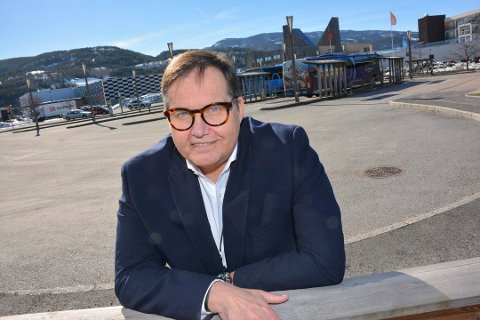 Per Arne Olsen - Fylkesmann i Vestfold og Telemark  (foto Jarle Pedersen)