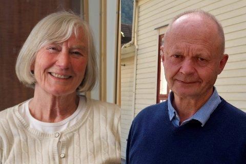 - Det var moro og interessant, mener de tidligere ordførerne Berit Stormoen og Olav Ulleren. Ulleren, som nå jobber med næringsarbeid i Tinn kommunes næringsapparat Rjukan Næringsutvikling, synes også det var nyttig i forhold til det han jobber med nå.