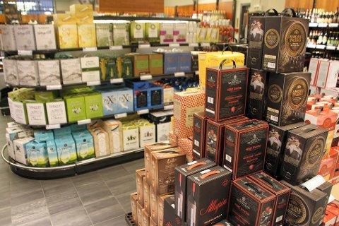 Kommunestyret har bestemt at det  gis ikke salgsbevilling for utlevering av alkoholdigdrikk gruppe 1 solgt på nett i Tinn.