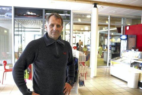 FÅR IGJEN DAGENE: -Badegjestene med årskort eller halvårskort får refundert dagene der Rjukanbadet har vært stengt, sier leder Jan Andresen.