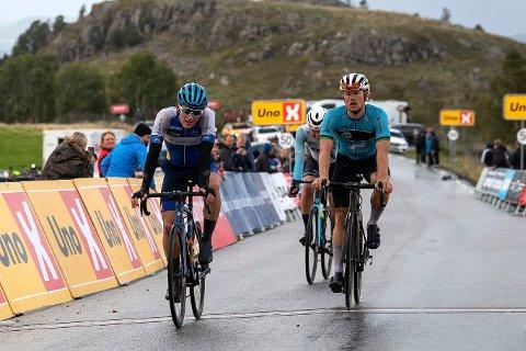 I FORM: Det ble en stor NM-helg for Mikkel Eide som nå retter blikket mot norgescupavslutningen i Telemark.