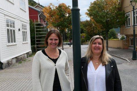 Hvem bør få Tinn kommunes kulturpris eller noen av de andre prisene?  Åshild Langeland , leder i Rjukan Frivilligsentral,  og Kultursjef Marit Kvitne oppfordrer folk om å foreslå kandidater.