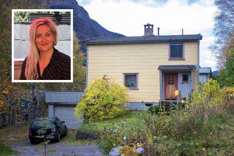 BINDER SAMMEN: Hotelldirektør ved Gaustatoppen Sportell, Kristine Bols (innfelt), forteller at siden deres oppstart i desember 2020 har de jobbet iherdig med å binde fjell og by ved å tilby boliger til arbeiderne deres.