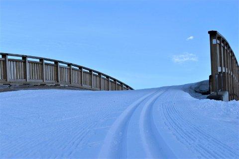 Nå kan Toreskyrkjavegen få en ny skibru. Denne gangen til det nye hytte- og leilighetesområdet på Kollen.