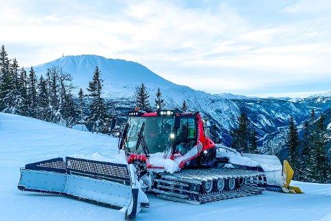 DRØMMEFORHOLD: Hvis du er klar til å kle deg godt, vil du oppleve den andre helga på rad med drømmeforhold i fjellet.