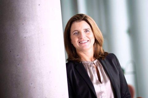 SKATT: - Det er lurt å sjekke skattemeldingen nøye nå, blant annet for å sikre at du ikke ender opp med å ha betalt for mye, sier skattedirektør Nina Schanke Funnemark.