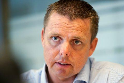 - Vi kommer til å etablere en driftsorganisasjon i området og gjøre avtaler med underleverandører, sier Jostein Hatlebrekke i Presis Veidrift AS. ( arkivfoto: Rune Johansen / Bergensavisa )