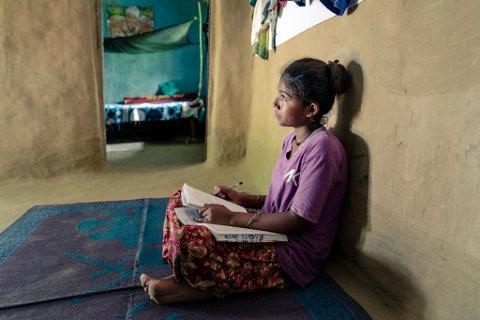 TV-AKSJON:  En av vår tids viktigste jentesaker får garantert mer fokus det neste halve året. TV-aksjonen til NRK 2021 går til Plans arbeid for å bekjempe barneekteskap i femav delandene der problemet er størst. (foto Erik Thallhaug /Plan Norge)