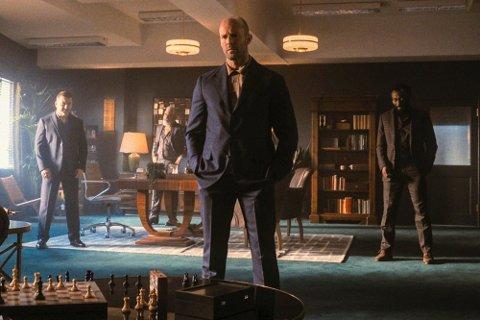 WRATH OF MAN: Det er ikke bare Jason Statham av store skuespillere som befolker Wrath of Man.  Du møter også Josh Hartnett, Andy Garcia, Eddie Marsan, Holt McCallany og Scott Eastwood blant flere.