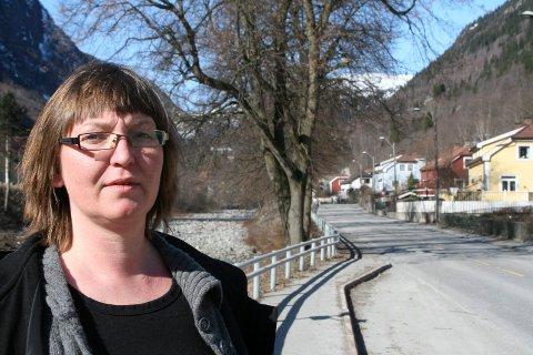 ARVTAKER: Eli Samuelsen er tilbudt stillingen som verdensarvkoordinator i Tinn etter Øystein Haugan. Nå har hun takket nei.