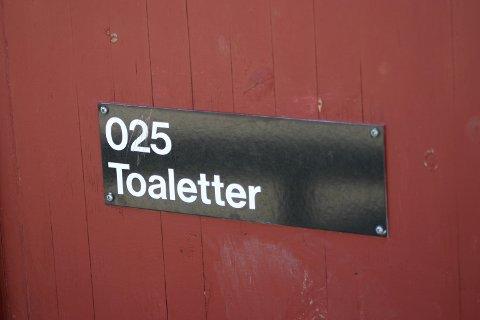 MANGEL PÅ TOALETTER: - Det har vært diskutert og snakket mye og lenge rundt toalettproblematikken, men det holder ikke, mener Tor Dale Svendsen i dette innlegget.(illustrasjonsbilde/RA)