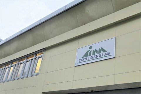 NY DIREKTØR: Tinn Energi har fått på plass en ny direktør.