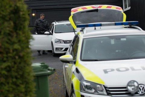 VW-ligaen: Tyvene som stjeler navigasjonsutstyr ser ut til å ha funnet seg et nytt område. FOTO: Vidar Sandnes
