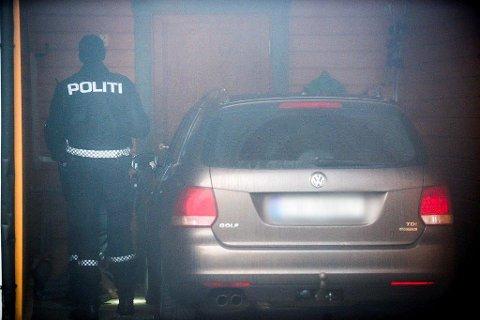FAVORITTMERKE: De fleste av tyveriene er blitt gjennomført mot biler av merket Volkswagen eller Skoda. FOTO: Vidar Sandnes