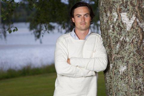 DØMT: Mads Fosdal forlot Farmen grunnet en rettssak. Nå er han dømt. FOTO: TV 2