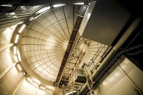 Delte meninger: Mens miljøorganisajonen Bellona mener atomreaktoren ved Insititutt for energiteknikk (IFE) har fått totalslakt i en rapport fra internajsonale eksperter, ser Kjeller-bedriften selv helt annerledes på det.