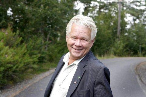 FIRE ÅR TIL: Øivind Sand (Ap) trengte ikke å være nervøs før valget.
