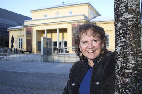 Islam: Britt Elli lanserer boka si på Scene 5 førstkommende mandag. Foto: Trine Kjus
