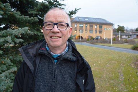 Botaniker Håkon Holien, førsteamanuensis ved Nord universitetet.