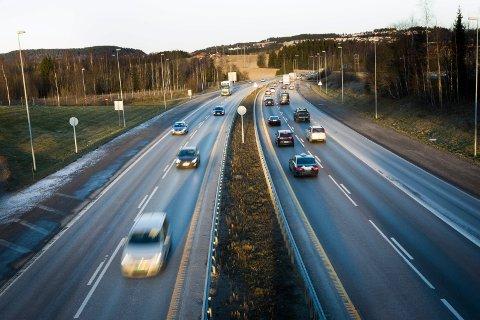 ULYKKESDISTRIKT: Ifølge tall fra Statens vegvesen er Romerike det distriktet for det skjer flest trafikkulykker per innbygger.