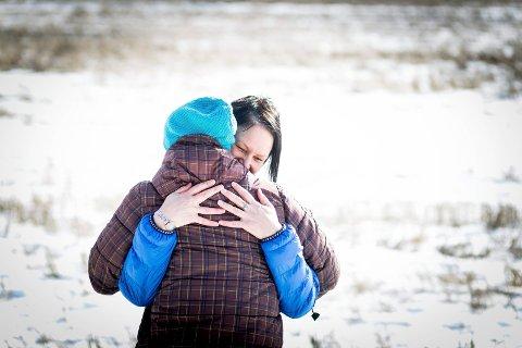 Hard kamp: Fostermor Gro Mikalsen kjemper fortsatt for å få fostersønnen tilbake. Nå åpner Fylkesmannen tilsynssak mot barnevernet. Foto: Lisbeth Andresen