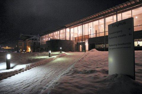 Nes Rådhus ¬ Foto: Per Stokkebryn