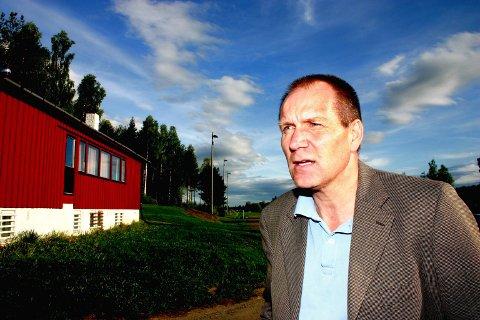 IKKE HØRT: Eks-ordfører Oddmar Blekkerud får ikke gehør hos rådmannen.Foto: Per Stokkebryn