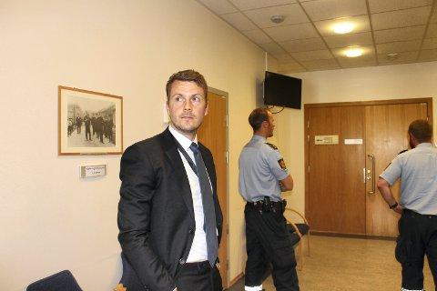 Etter kjennelsen: Politiadvokat Andreas Christiansen i Nedre Romerike tingrett. Foto: beate kvien
