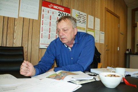 Kjell Tore Skedsmo.