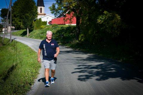 Mangeårig operasjonsleder ved Romerike politidistrikt Bjørn Jahr går av med pensjon.