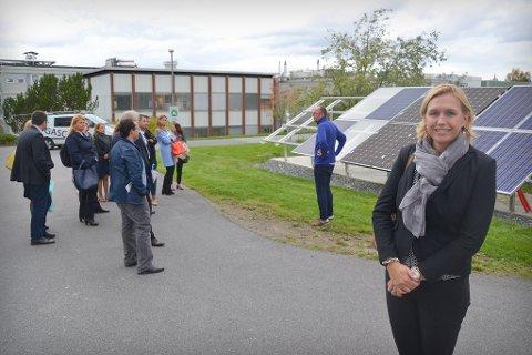 Besøk fra Bulgaria: Kunnskapsbyen Lillestrøm jobber for en bedre ordning for besøk fra delegasjoner som vil se på Norske miljø- og klimaløsninger.