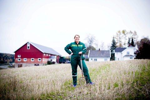 FORTSETTER: Anne Jødahl Skuterud er klar for en ny periode som styreleder i Felleskjøpet.