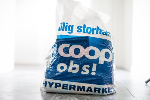 COOP OBS tilbyr nå lavere pris på tre varer hvis man skanner de selv. Foto: Audun Braastad (NTB scanpix)