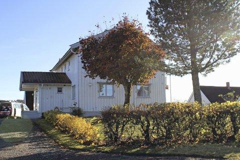 SKEDSMO: Kjusløkka 19 på Leirsund er solgt for kr 7.175.000.  FOTO: MARIANNE ENGER