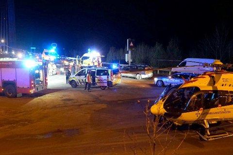 DREPT: Martin Bjørge Liebraaten ble drept på E6 like utenfor Narvik i fjor. 23. oktober starter rettsaken mot en drapstiltalt 23-åringen.