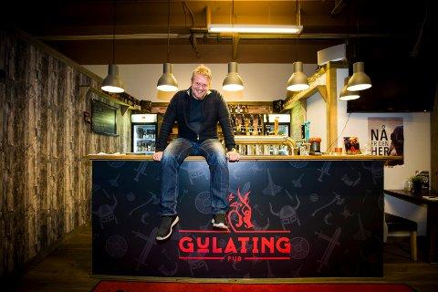 MILLIONJAKT: Gulating-gründer Rolf Ivar Skår tror Gulatingaksjoe vil doble seg i verdi de neste tor årene. (Foto: Lisbeth Lund Andresen)