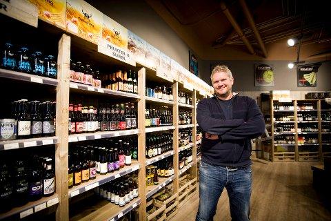 MILLIONJAKT: Rolf Ivar Skår, eier og daglig leder avGulating-gruppen.