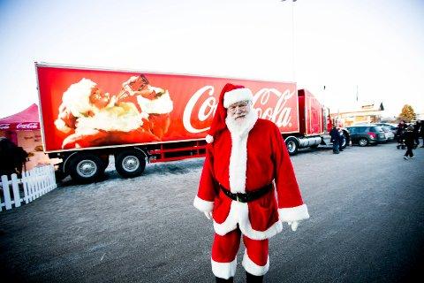 Juletraileren og nissen til Coca-Cola gir julestemning til mange. Allerede i oktober fikk de forespørsler fra folk som lurte på om traileren skulle komme.