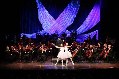 Nyttårskonsert med Romerike Symfoniorkester