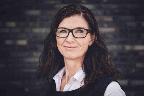 Fornøyd: Banksjef i LillestrømBanken er stolt av at de er først ut på børsen.