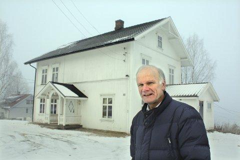 VIL LEIE: Knut Sinkerud og Auli menighetsråd.Begge foto: Per Stokkebryn