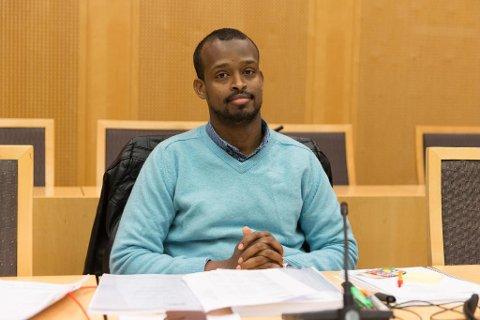 MENER HAN LØY: Etter 17 år i Norge krever staten Mahad Adib Mahamuds (30) statsborgerskap tilbake fordi de mener han løy om hvor han kom fra da han som 14-åring kom til Norge. Foto: Paul Weaver / Nettavisen