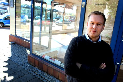 FIKK RETT: Glenn Simon Nerdal (Frp).