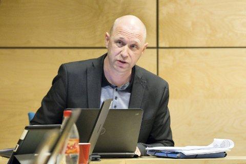 INNSTILT: Rune Hallingstad blir trolig ny rådmann.