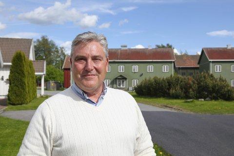 BLE IKKE HØRT: – Vårt forslag ville ha gitt en vinn-vinn-situasjon, sier Stein Vegar Leidal i Ullensaker Venstre.