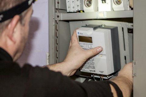 BYTTES UT: De analoge strømmålerne skal innen 2019 byttes ut med nye digitale strømmålere. Likevel kan du reservere deg mot dette. FOTO: NTB scanpix
