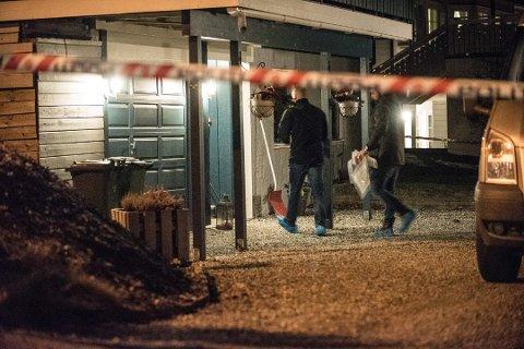 DREPT: 3. januar i år ble en 66 år gammel kvinne funnet død i sin egen bolig på Lørenskog. Den 71-årige ektemannen er siktet for drap.
