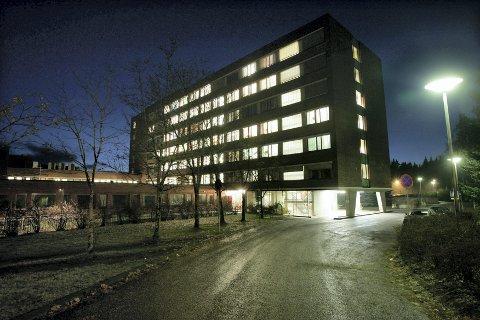 OMPLASSERING: Kongsvinger sykehus kan bli en avdeling under Ahus.
