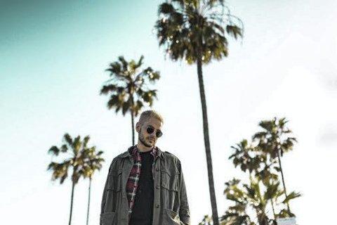 Sydlandsk: Chris Holsten er ute med ny musikkk - «Mexico». Foto: privat